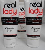 Real Lady Orgasm Gel