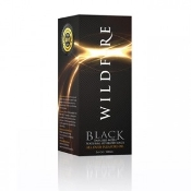 WILDFIRE- BLACK- 4 in 1 Pleasure Oil 100ml Bottle