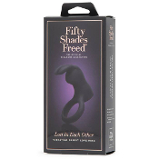 Fifty Shades Freed Lost in Each Other Rechargeable cockring